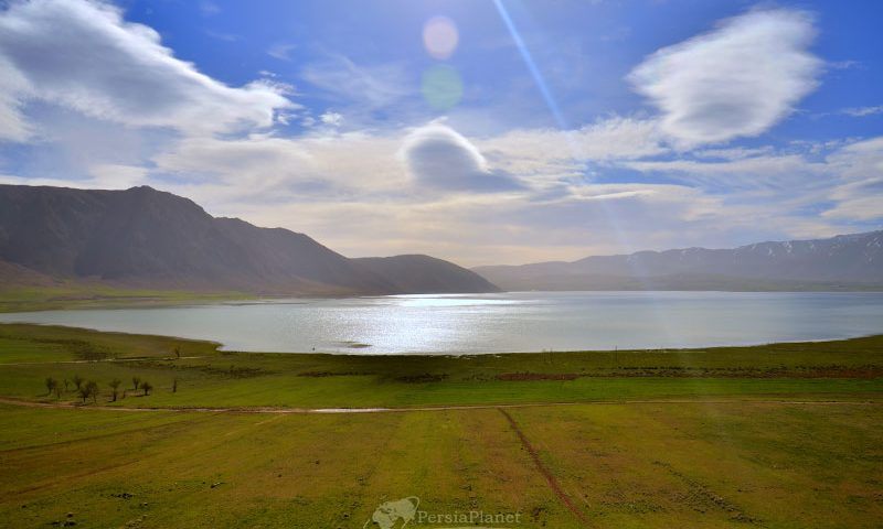 Choghakhor Wetland, Lake, Lagon