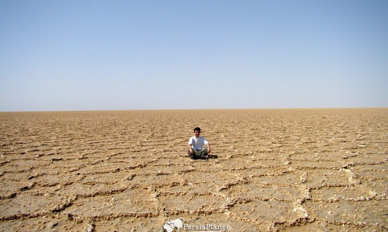 Maranjab Salt lake, Aran o bidgol,