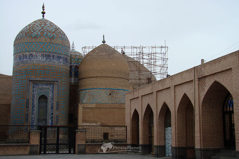 Sheikh Safi Al-Din Ardabili Shrine