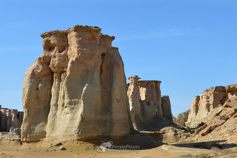 Star valley, Qeshm Island