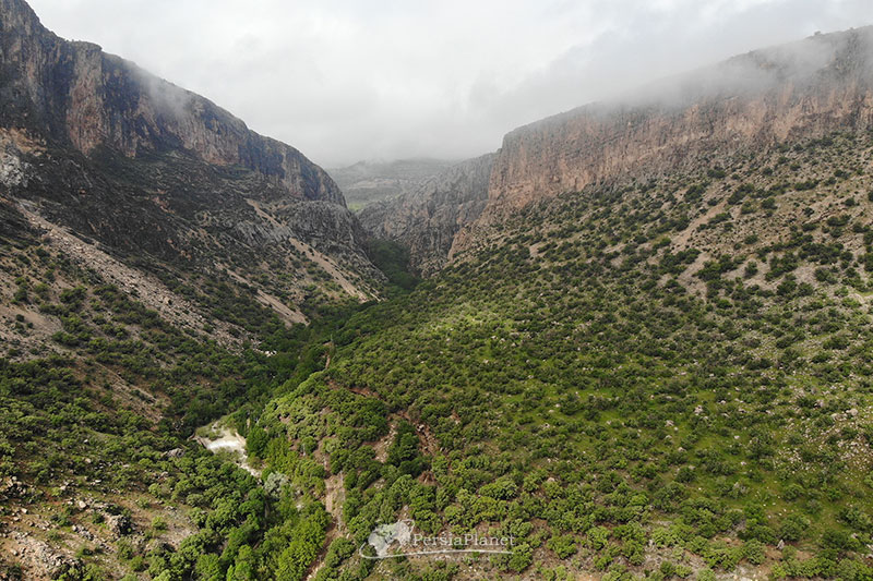 Tang-e Bostanak Protected Area, Fars