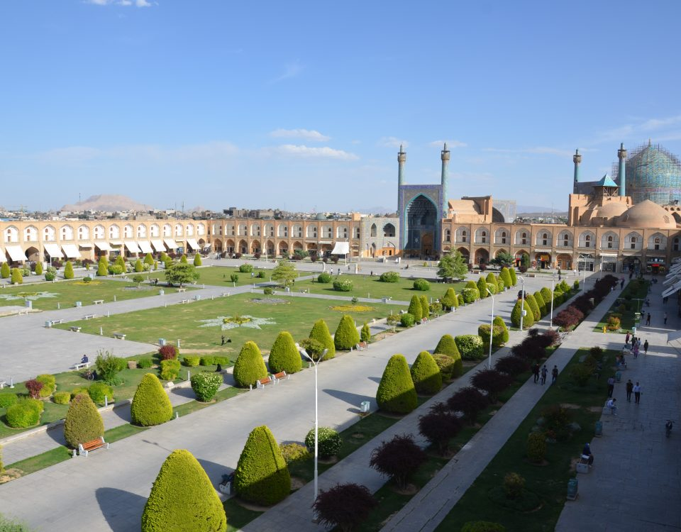Naghsh Jahan Square, Imam Square, Isfahan, Abbasi Mosque (Imam Mosque)